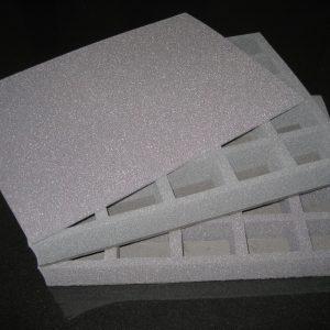 Mini-Soft Transports Heavy Cavalry Foam tray set