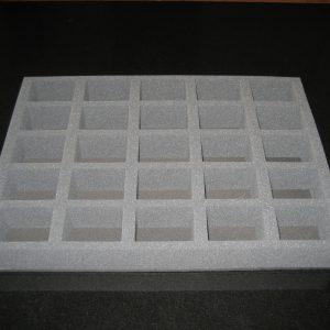 Mini-Soft Transports heavy cavalry foam tray
