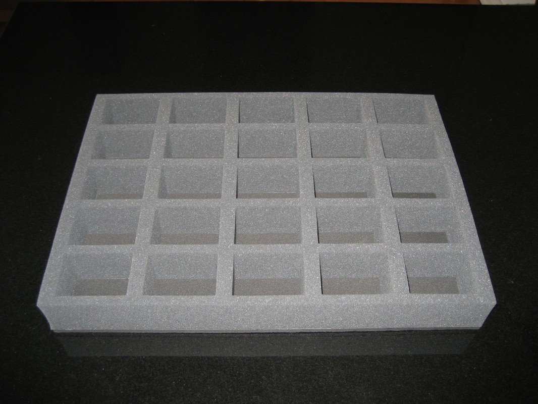 Mini-Soft Transports heavy cavalry foam tray