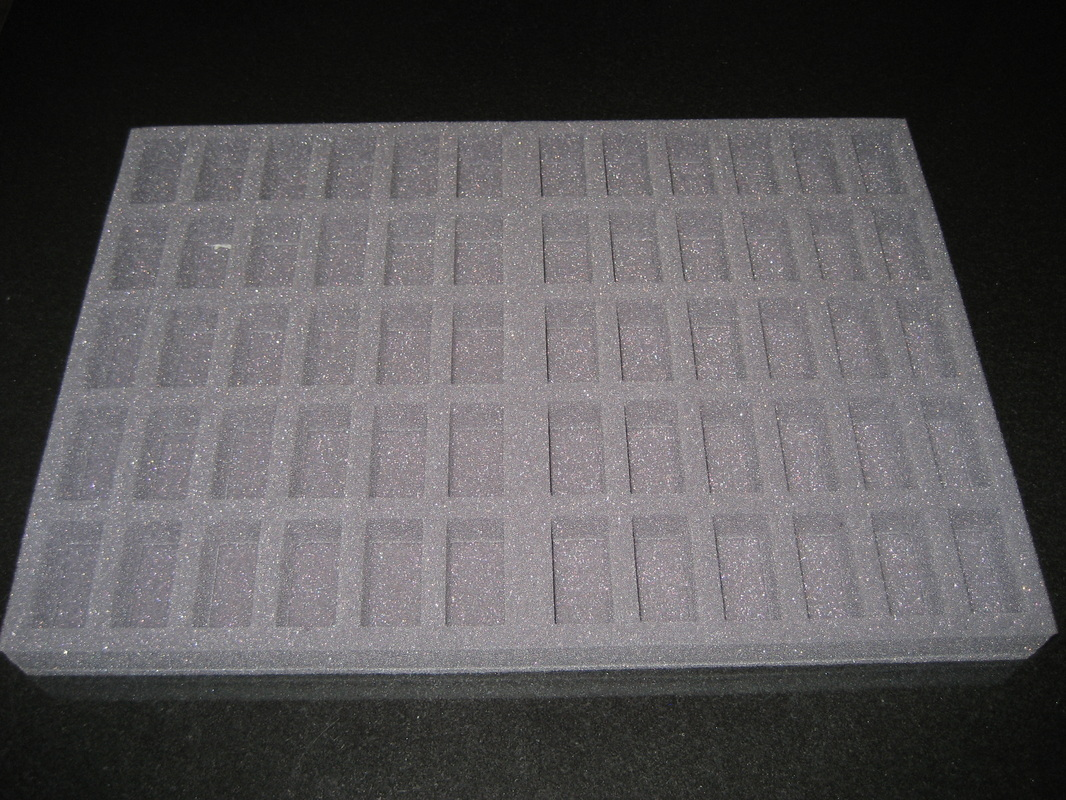 Mini-Soft standard infantry tray
